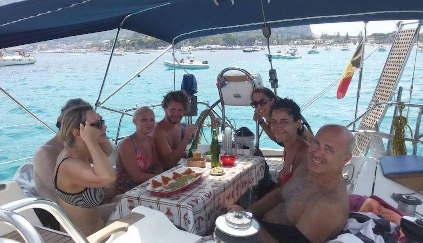 Sizilien Segelurlaub -