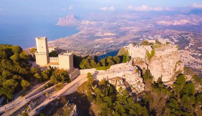 1 Woche in Sizilien -