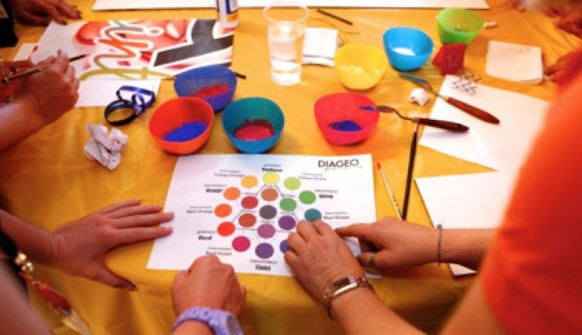 Kreatives Team Building - Team Building Italien