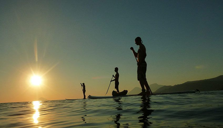 Insel Vulcano Sizilien -