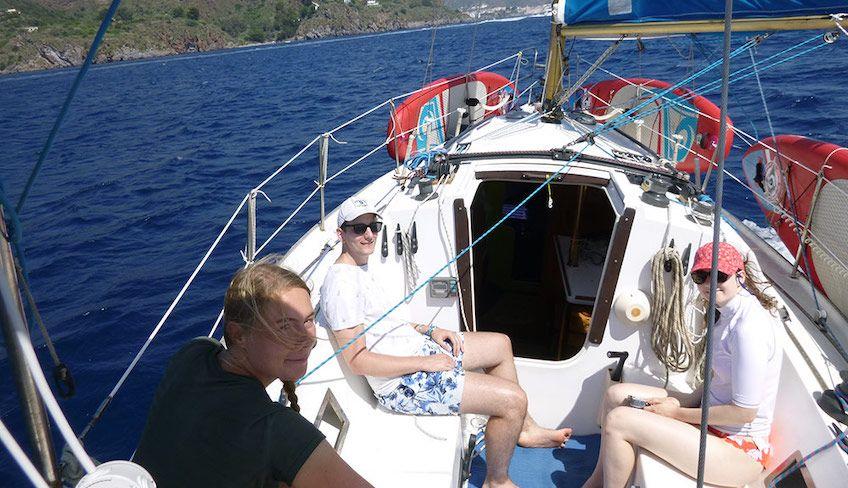 Lipari Boot Trip -