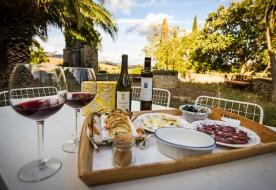 Weinverkostung Sizilien