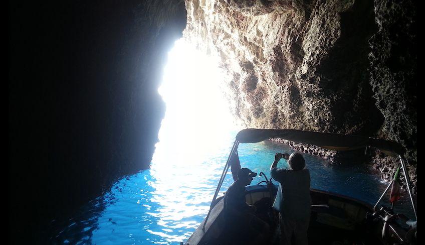Taormina Bootstour -