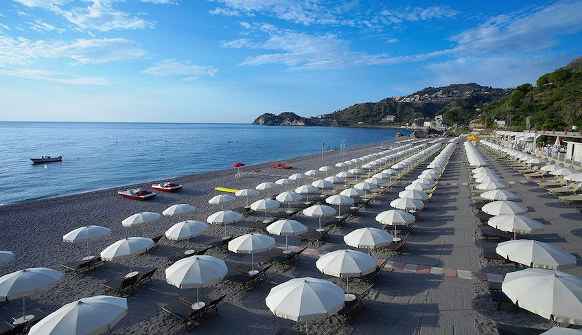 Taormina Spa -