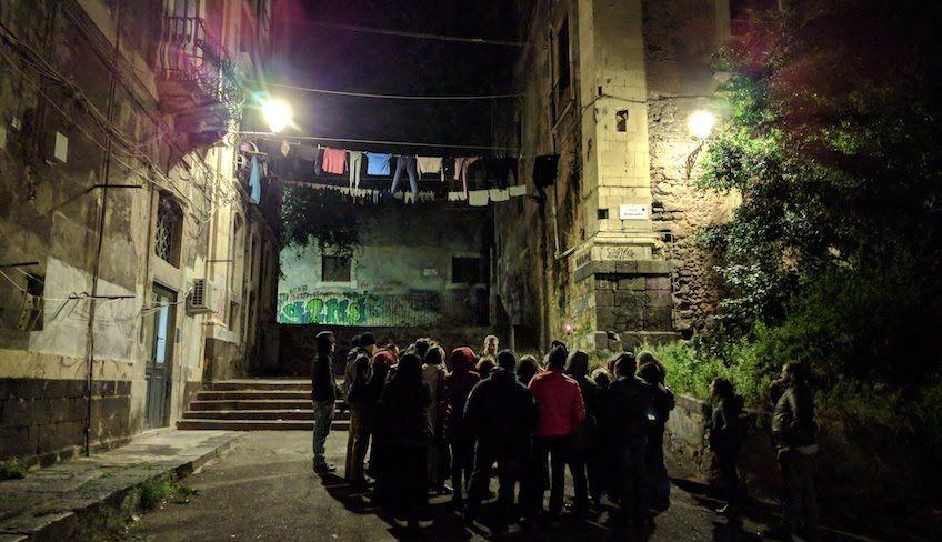 Catania Walking Tour -