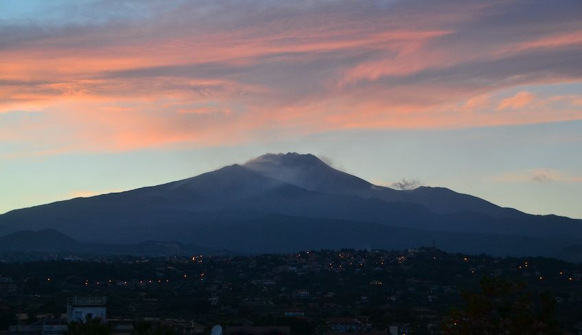 Sizilien Italien Ferien -