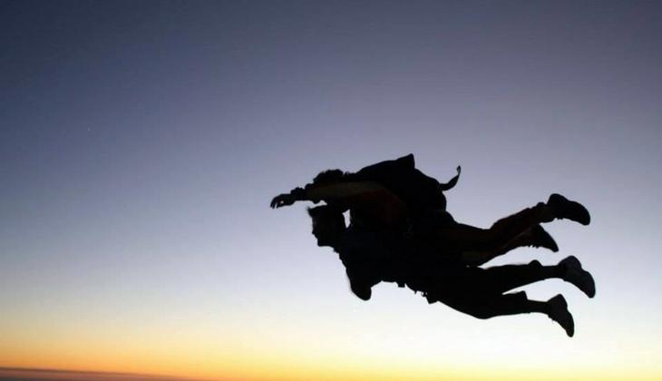 Erlebe das Skydiving in Ragusa