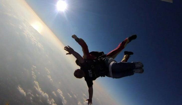 Fallschirmsprung Sizilien - Extremsport in Sizilien