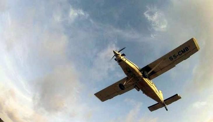 Ultraleichtflug Sizilien - Verleih Privatflugzeug