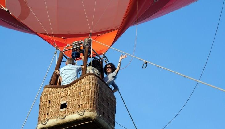 Verleih Heißluftballon - Heißluftballonfahrt