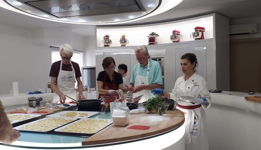 Kochschule Rezepte Sizilien kulinarische Tradition Sizilien Catania