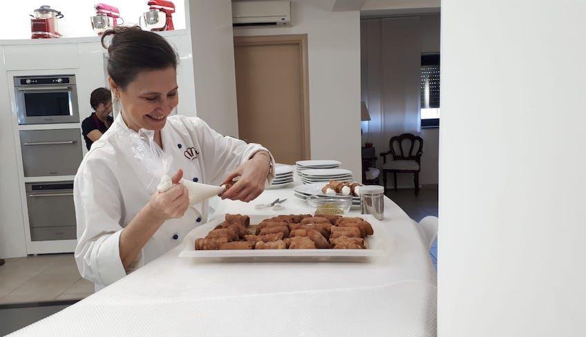 Kochschule - sizilianische Rezepte