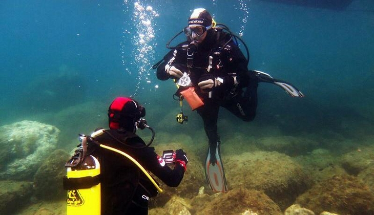 Unterwasserkurse Sizilien Unterwasserwelt Sizilien Extremsport Sizilien Taormina