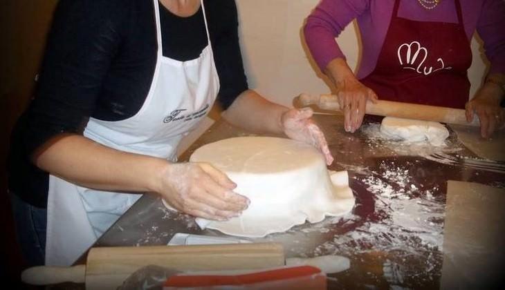 Sizilianische Torte - Sizilianische Backwaren