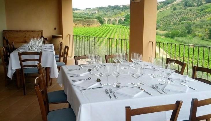 Weinberge Sizilien - sizilianischer Wein Marsala