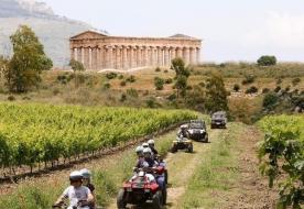 Sport & Abenteuer Urlaub in Sizilien - Besuche Segesta