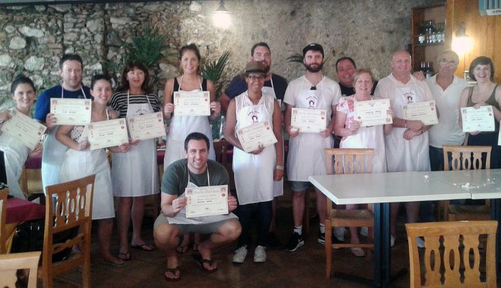 Besuche Taormina - Sizilianische Kochtradition