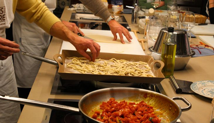 Besuche Taormina - Kochstunde
