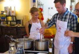 Kochkurs Urlaub in Sizilien - Besuche Taormina
