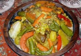 Cous cous di Sicilia - corso di cucina messina