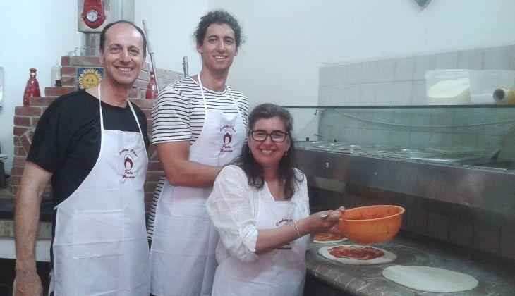 Besuche Taormina - Italienisches Essen
