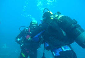 Kurs Tauchschein Sportschule Sizilien Kurs Unterwasser Sizilien zertifiziert