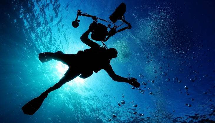 Diving Kurse Wassertiefen Sizilien Tauchgänge Sizilien