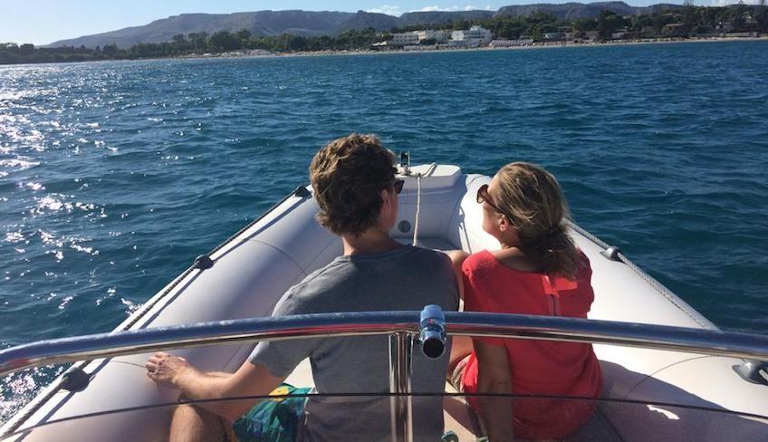 Segeltour Sizilien - Strände