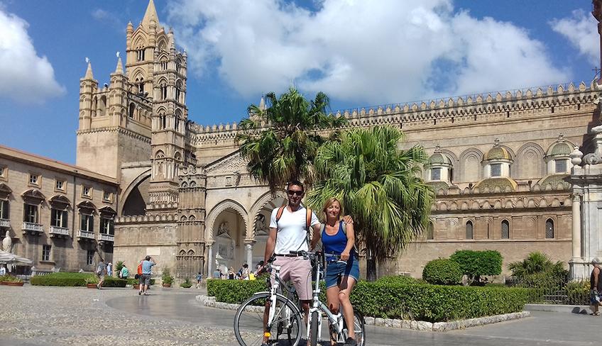 Outdoor Sport Sizilien Reisen durch Palermo Abenteuertouren Palermo