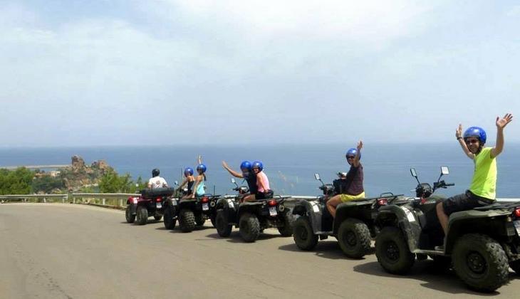 Erlebnis Quad Geschenkideen Sport Sizilien Sizilien mit dem Quad Cefalu