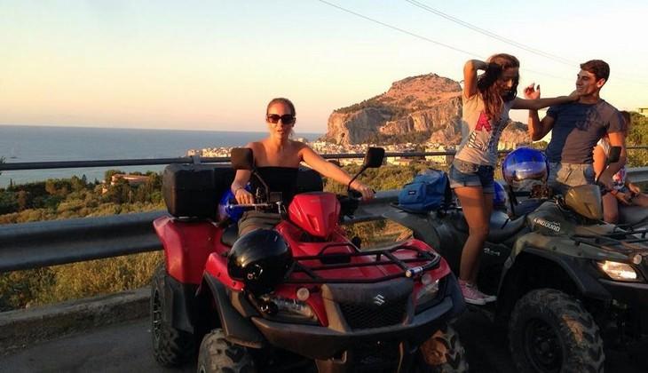 Sizilien mit dem Quad - Exkursion mit dem Quad