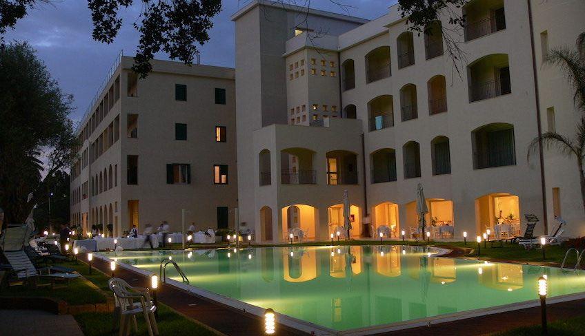 Montalbano Elicona - Hotel Spa Catania