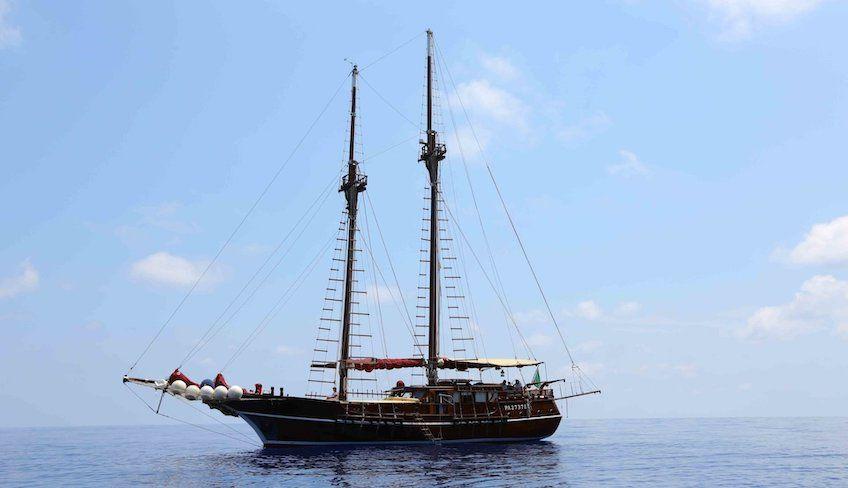 Urlaub auf dem Schiff - Sizilien besichtigen