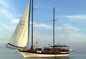 Urlaub auf dem Schiff - Sizilien besuchen
