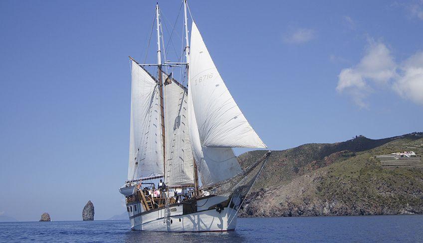 Urlaub auf dem Schiff - Entspannungsreise