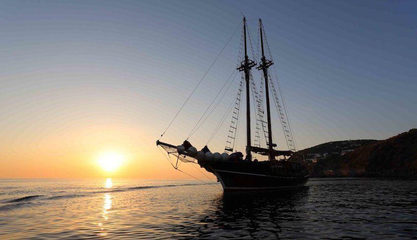 Schifffahrt - 1-wöchige Fahrt