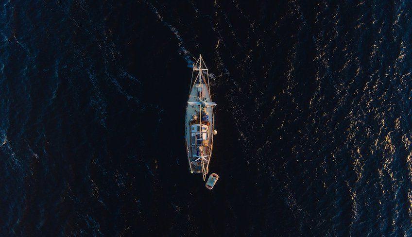 Schifffahrt Äolien - Wochentrip