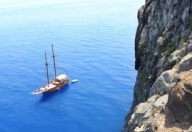 Urlaub auf dem Schiff Urlaub in Sizilien - Äolische Inseln