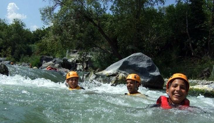 Urlaub in der Natur Siziliens - Trekking Vulkan