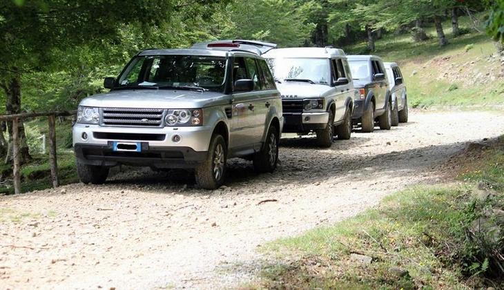 Jeeptour Abenteuer in Sizilien Autovermietung Sizilien Berge