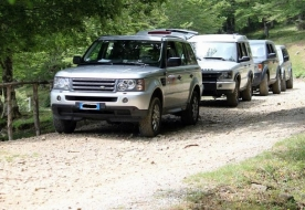 Jeeptour - Abenteuer in Sizilien