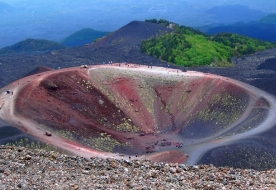 Trekking auf dem Ätna. Vulkan Siziliens Führungen Ätna
