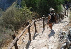 Wandern Syrakus - Naturpark Sizilien