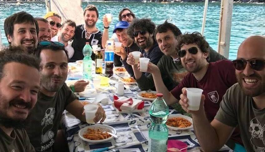 Angelurlaub - Sport in Sizilien