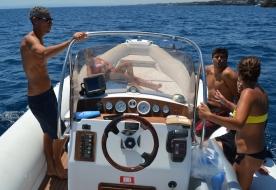 Bootsurlaub Urlaub in Sizilien - Wandern Catania
