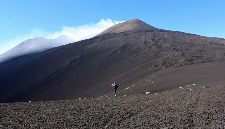 Tag auf dem Vulkan - Vulkane Siziliens