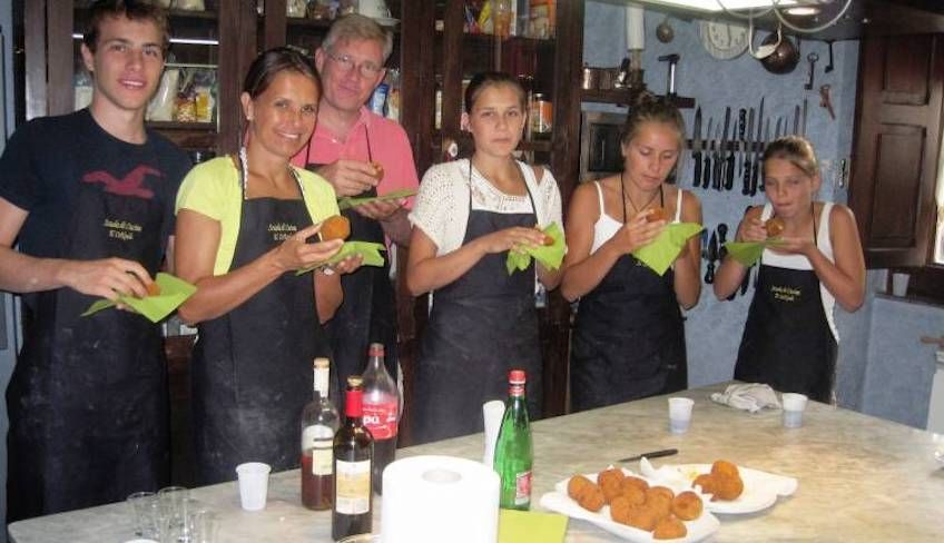 sizilianische Küche - sizilianische Rezepte