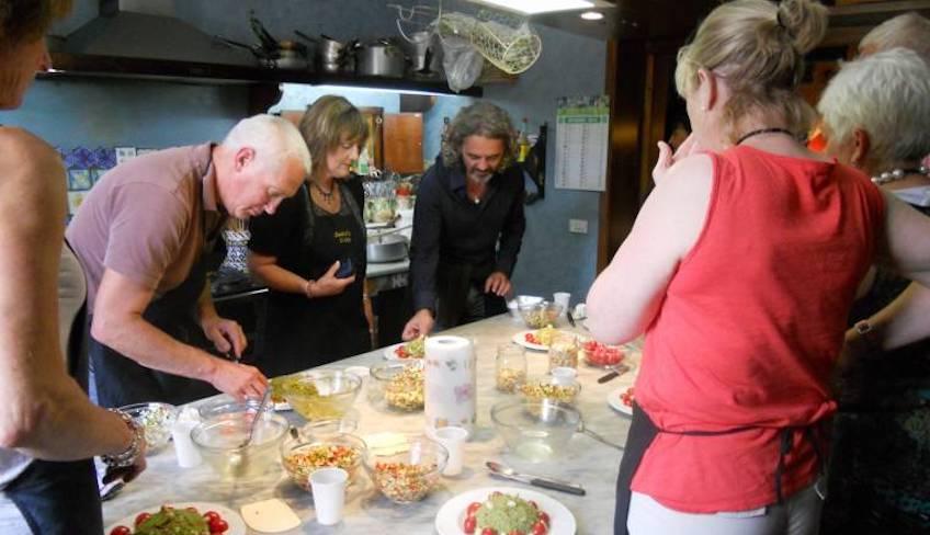 sizilianische Küche sizilianische Rezepte Chef Sizilien Catania