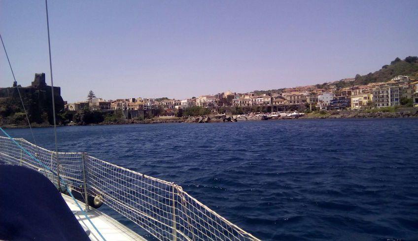 Taormina besuchen - Bootserfahrung