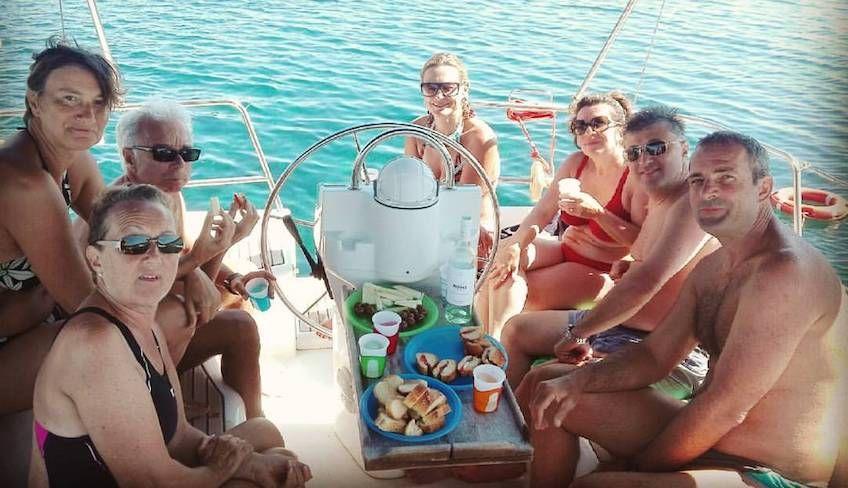 Fahrt zu den Ägadischen Inseln - Strände Siziliens